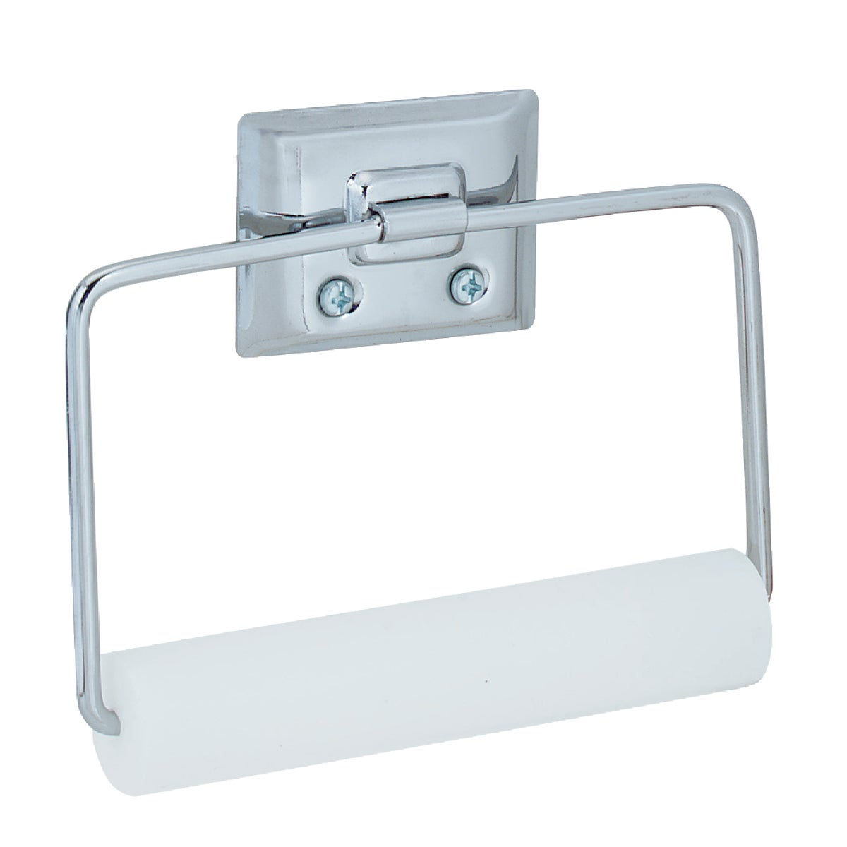 CHROME PAPER HOLDER - 38090 by Decko Bath