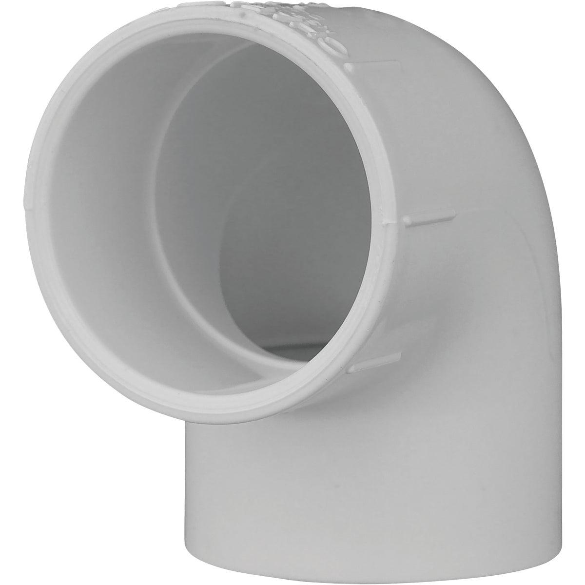 """1-1/2"""" PVC SXS 90D ELBOW"""