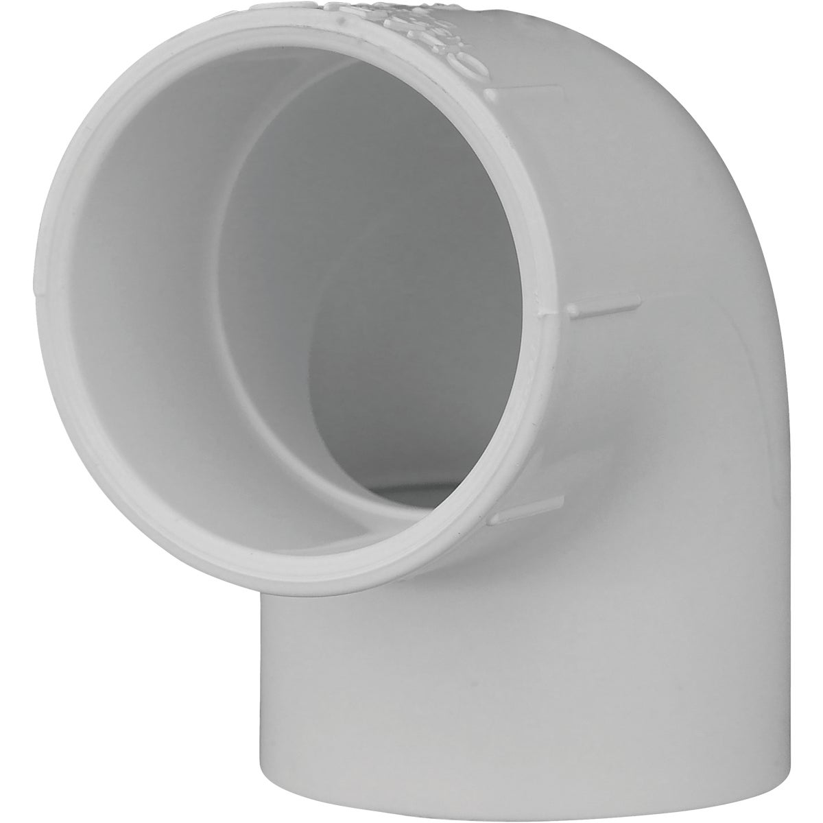 "1-1/2"" 90D S40 PVC ELBOW - 30715 by Genova Inc"