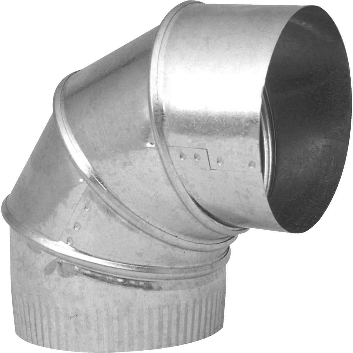 "3"" 28GA GALV ADJ ELBOW - GV0281-C by Imperial Mfg Group"
