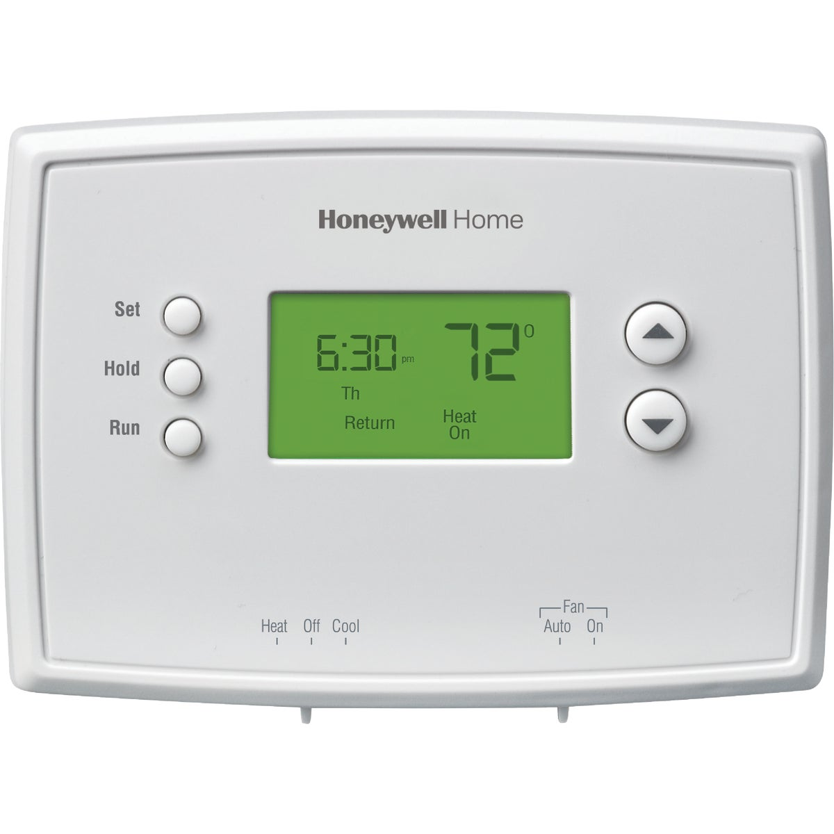 5-2 PROGRAM THERMOSTAT