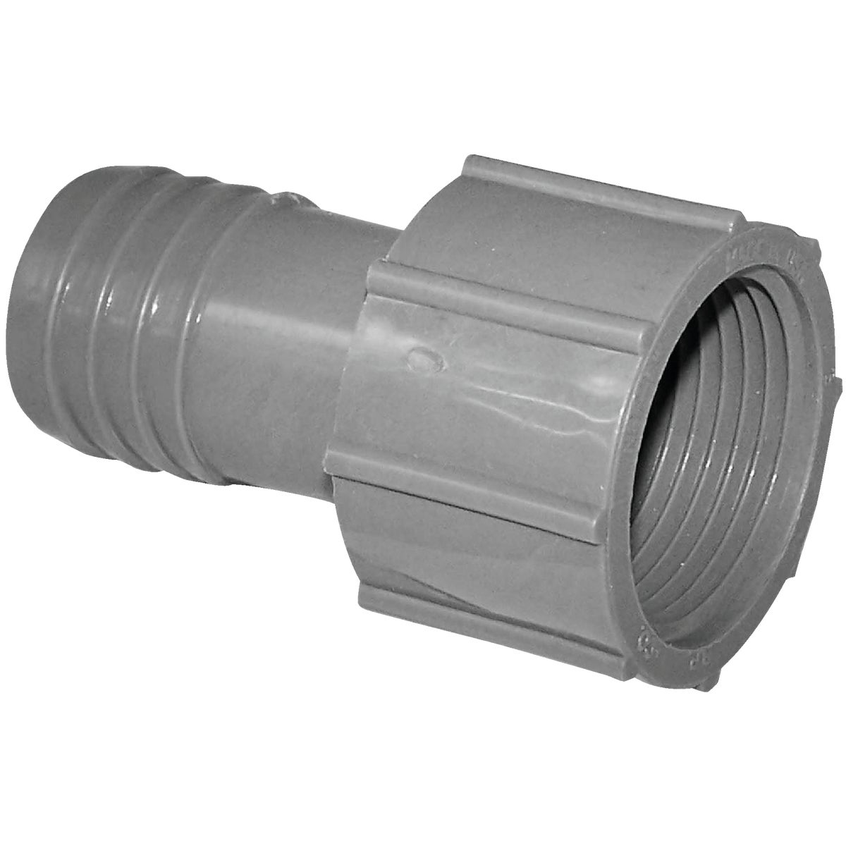 "1"" POLY FIPXINS ADAPTER - 350310 by Genova Inc"