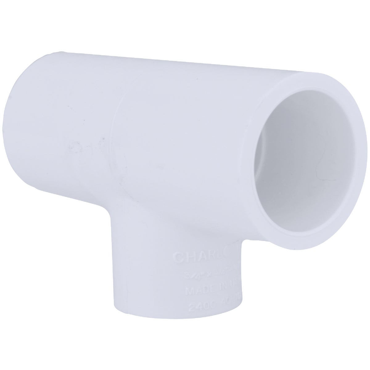 "3/4""X1/2"" SCH40 PVC TEE - 31471 by Genova Inc"