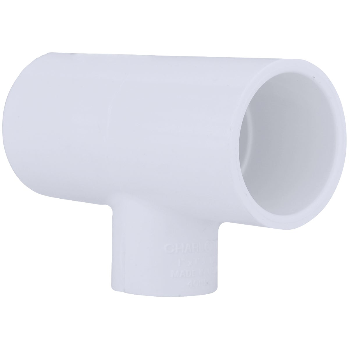 "1""X1/2"" SCH40 PVC TEE - 31475 by Genova Inc"