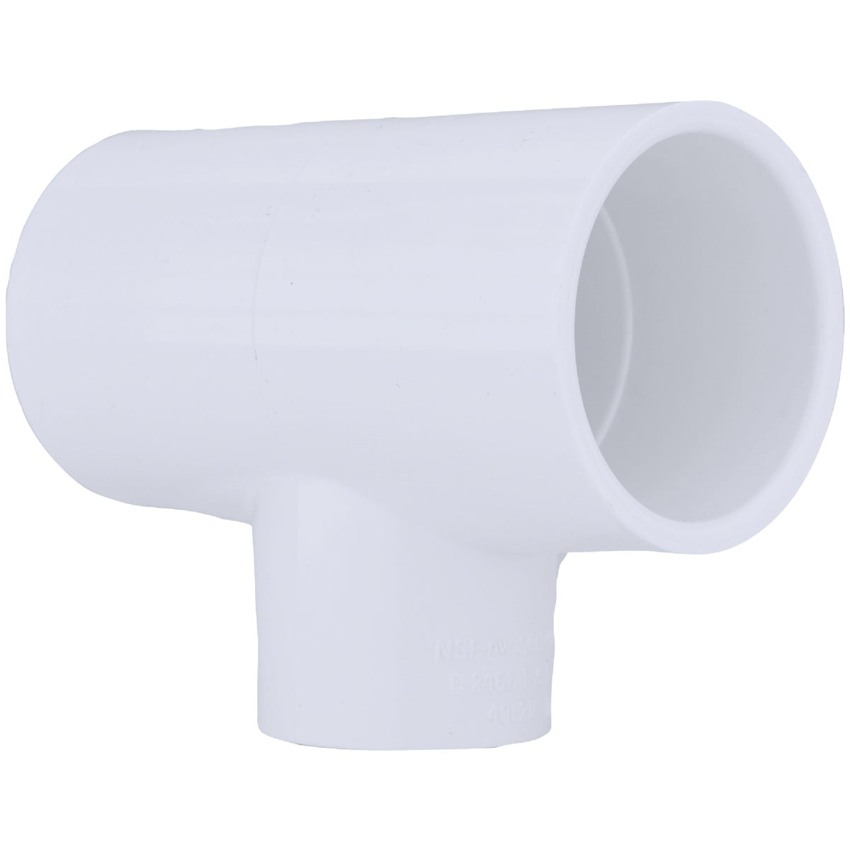 "1-1/2""X1"" SCH40 PVC TEE - 31495 by Genova Inc"