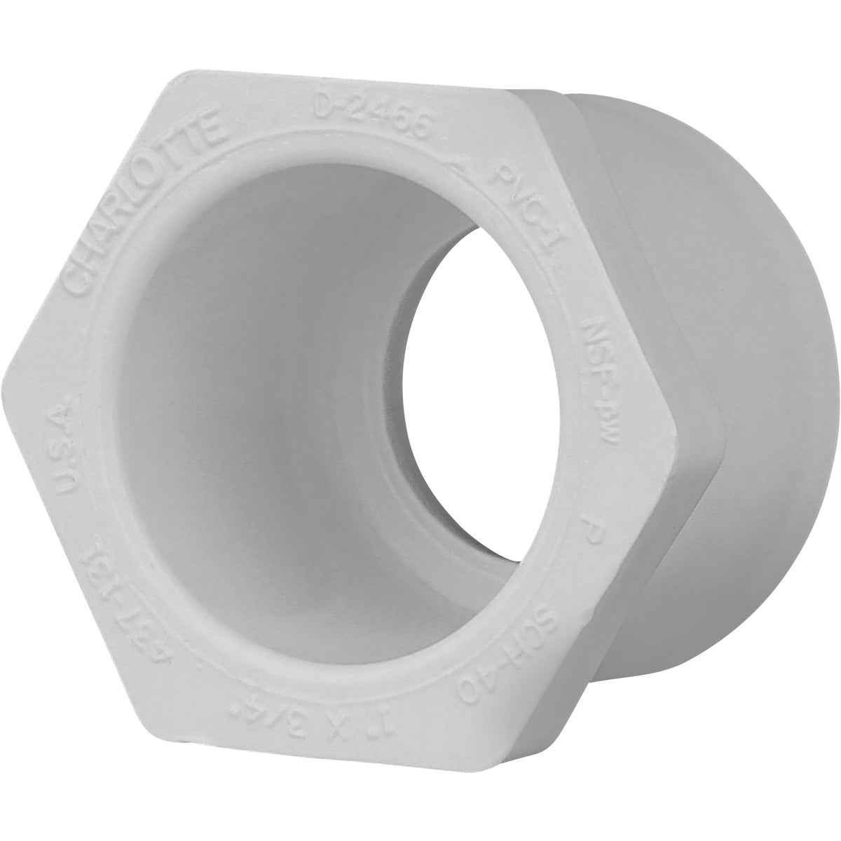 1X3/4 PVC SPXS BUSHING - 30217 by Genova Inc