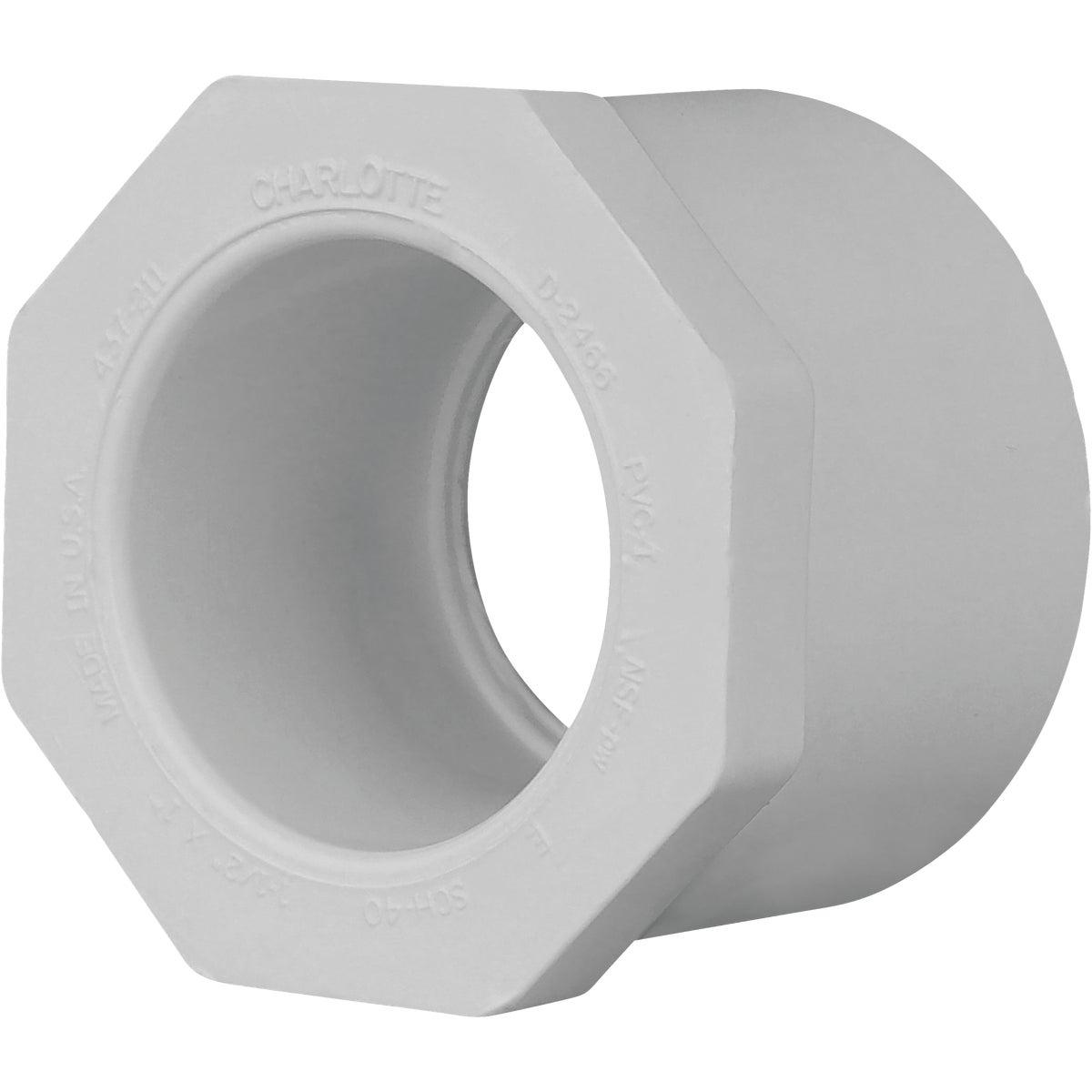 1-1/2X1 PVC SXS BUSHING