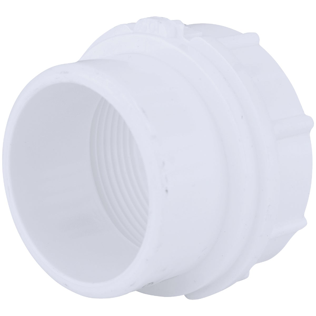 "1-1/2"" CLEANOUT FITTING - 71614 by Genova Inc  Pvc Dwv"