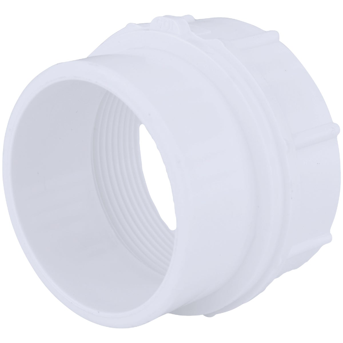 "2"" CLEANOUT FITTING - 71619 by Genova Inc  Pvc Dwv"