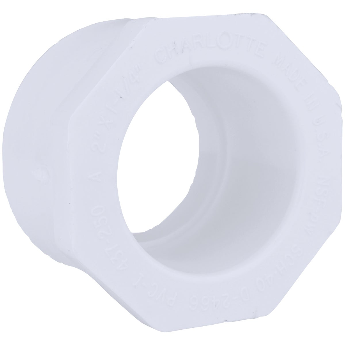 2X1-1/4 PVC SPXS BUSHING - 30224 by Genova Inc
