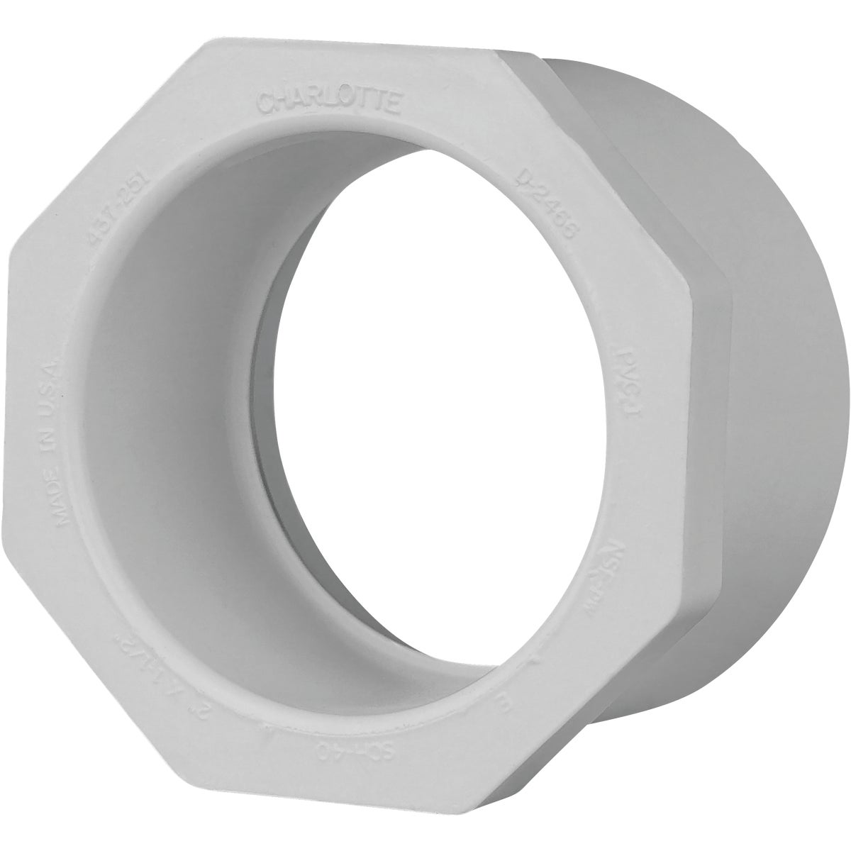 2X1-1/2 PVC SPXS BUSHING - 30221 by Genova Inc