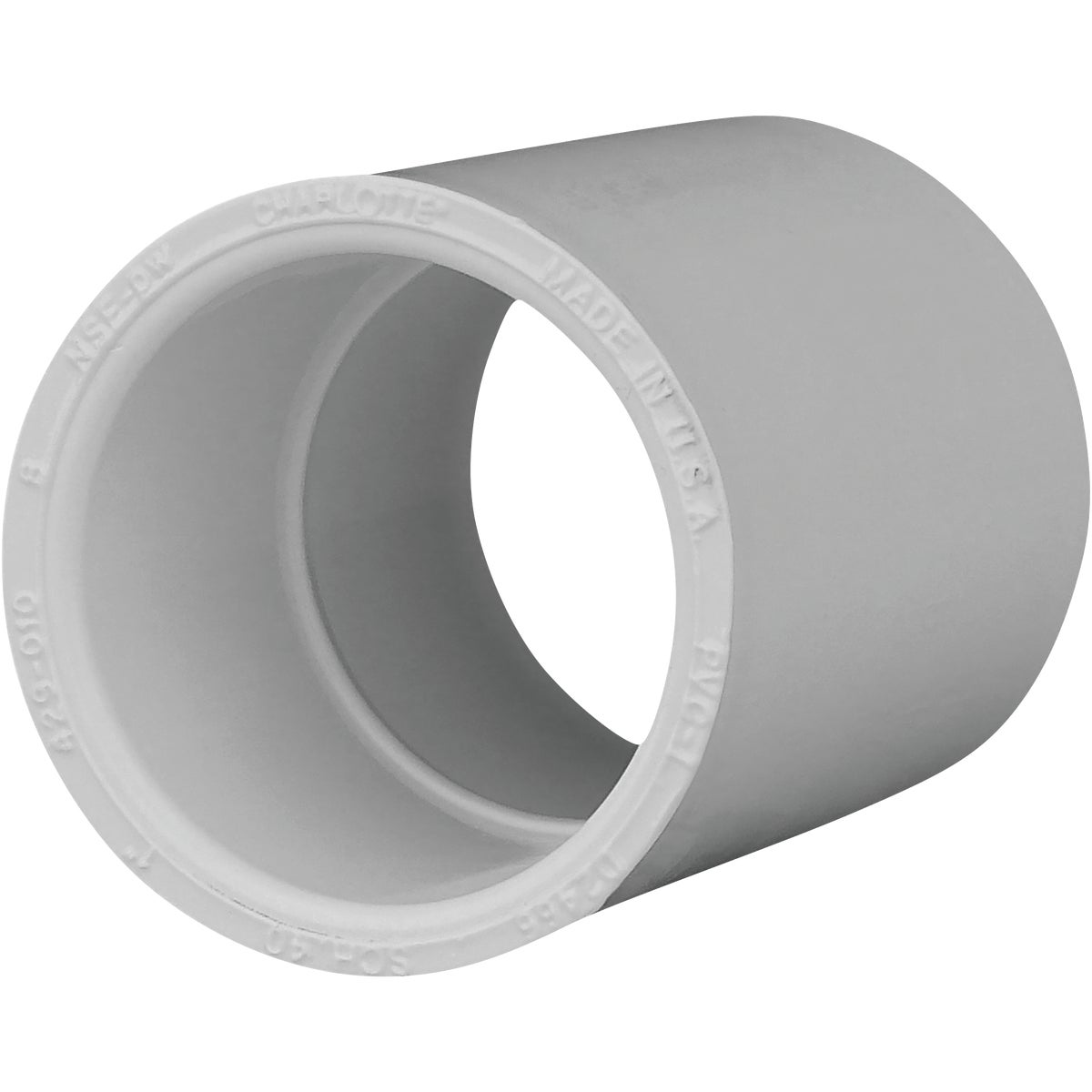 "1"" SCH40 PVC COUPLING - 30110 by Genova Inc"