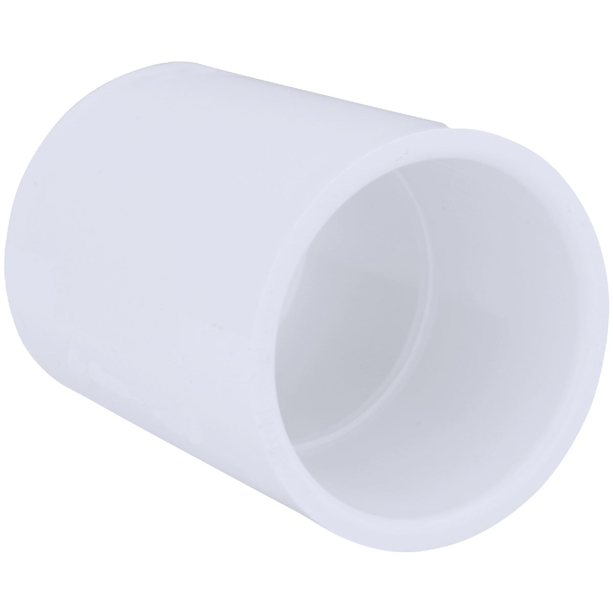 """1-1/4"""" SCH40 PVC CPLG"""