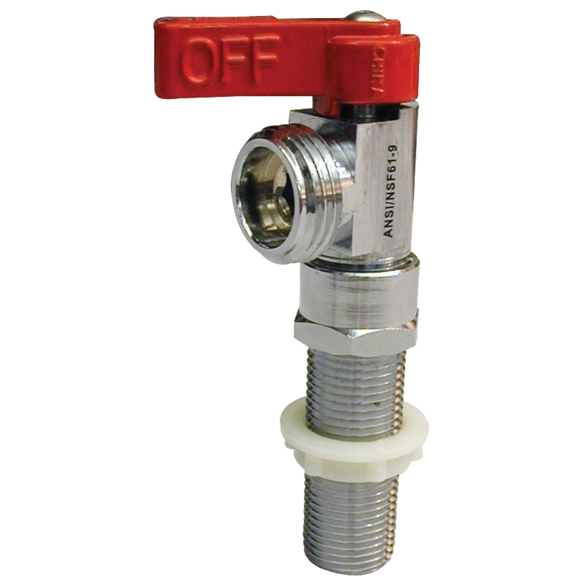 1/2 QTR TURN WASH VALVE - 102-209 by Mueller B K