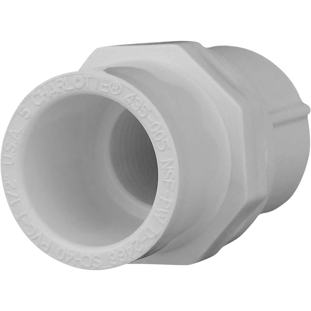 "1/2"" FIP SXFIP ADAPTER - 30305 by Genova Inc"
