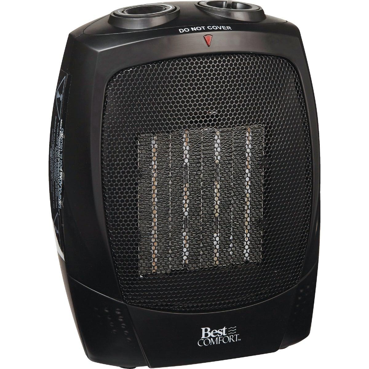 Black Ceramic Heater