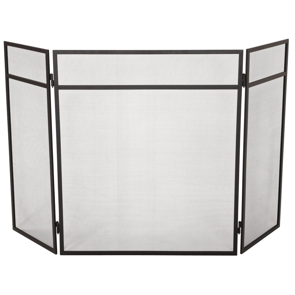 3-PANEL BLACK FIRESCREEN - DF1650S by Do it Best