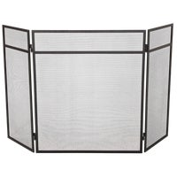 Home Impressions Decorative Fireplace Screen, FS-1011