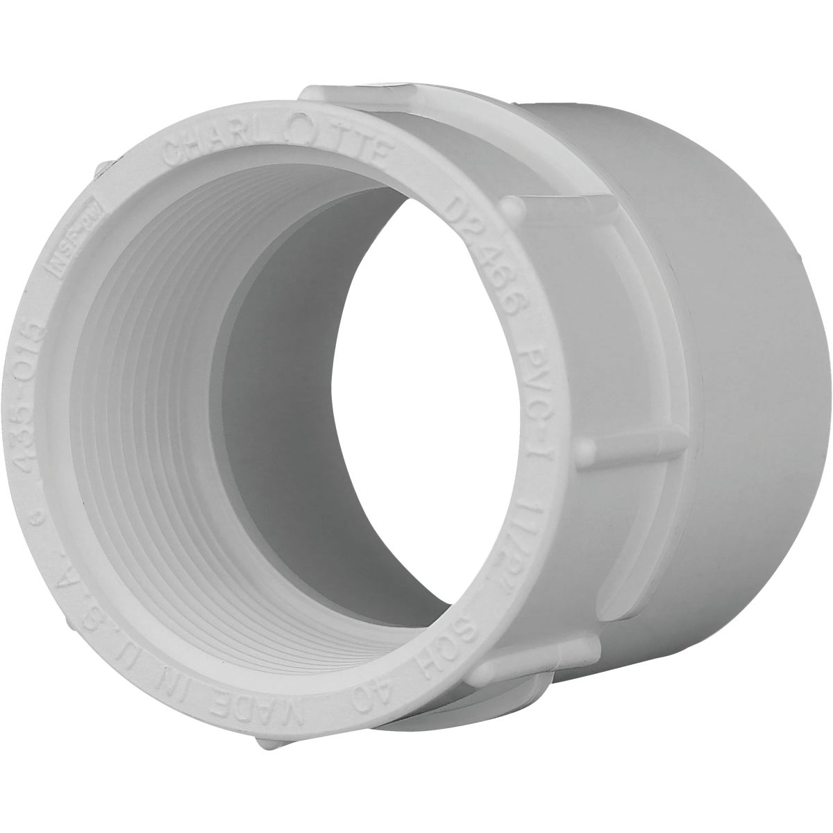 "1-1/2"" PVC SXFIP ADAPTER - 30315 by Genova Inc"