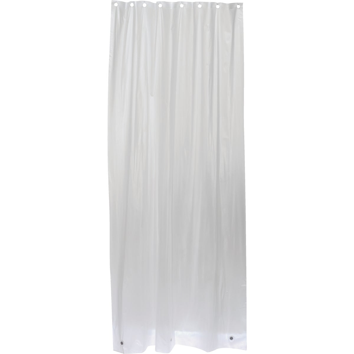CLEAR SHOWER CURTAIN - H26KK by Zenith Prod Corp