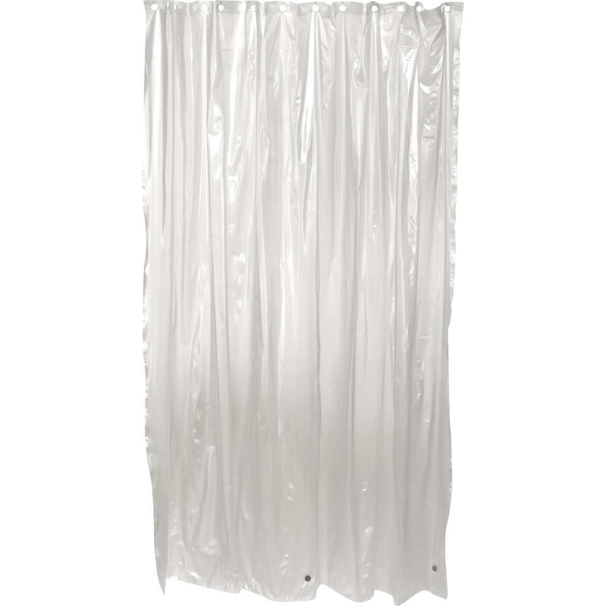 CLEAR SHOWER CURTAIN - H29KK by Zenith Prod Corp