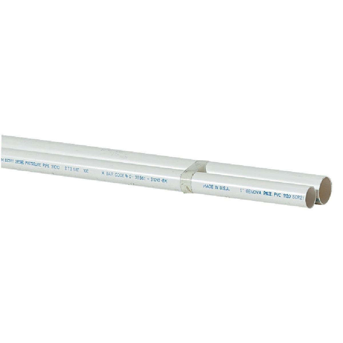 "11/4""X10' SDR26 PVC PIPE"