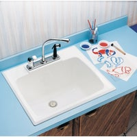 Mustee, E. L. DROP-IN LAUNDRY TUB 10
