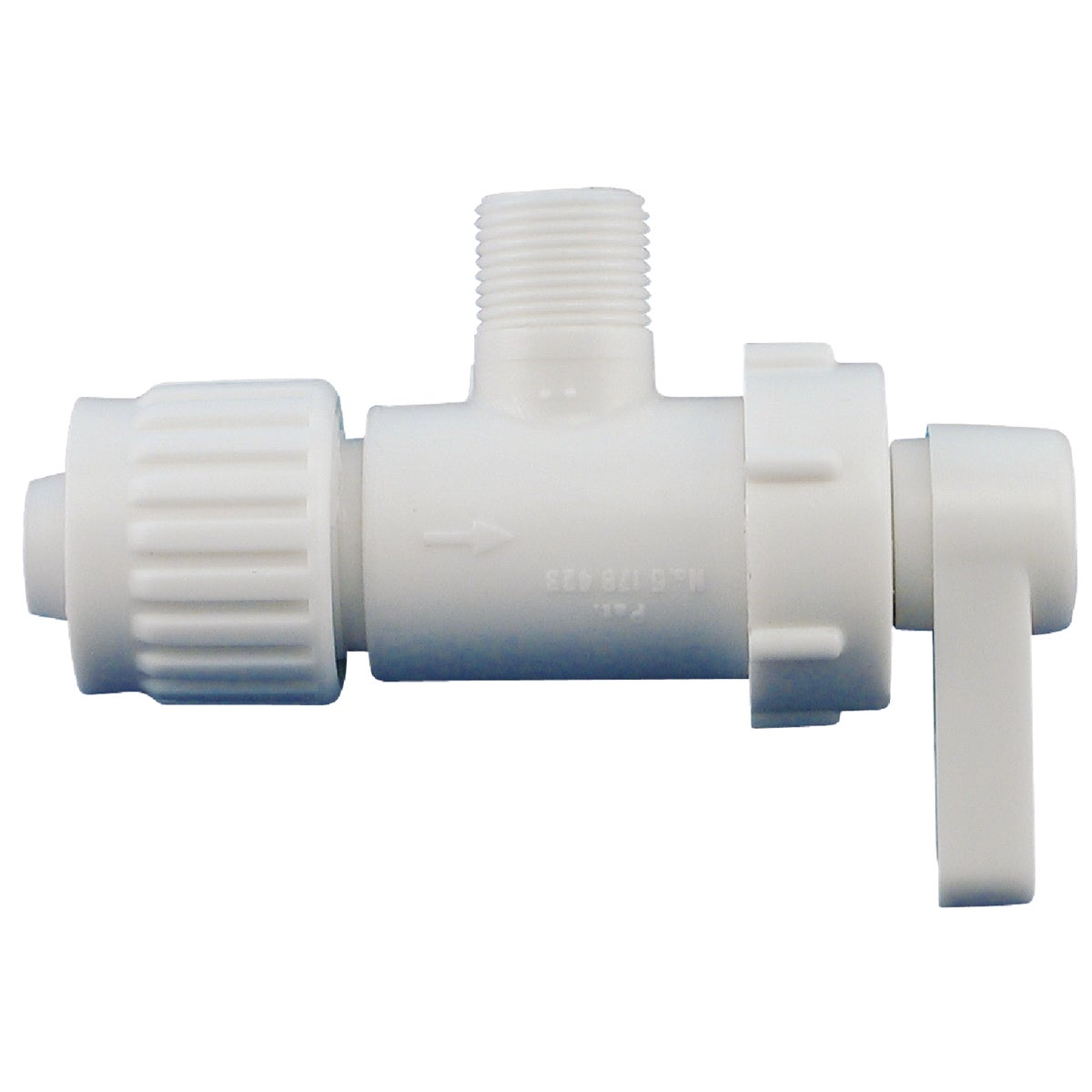 1/2X3/8 ANGLE VALVE - 16893 by Flair It West