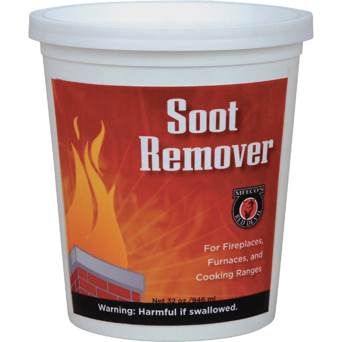16OZ SOOT REMOVER - 16 by Meeco Mfg