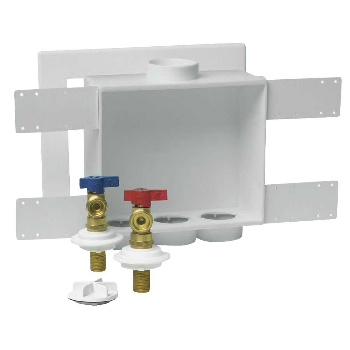 WASH MACHINE OUTLET BOX - 38529 by Oatey Scs