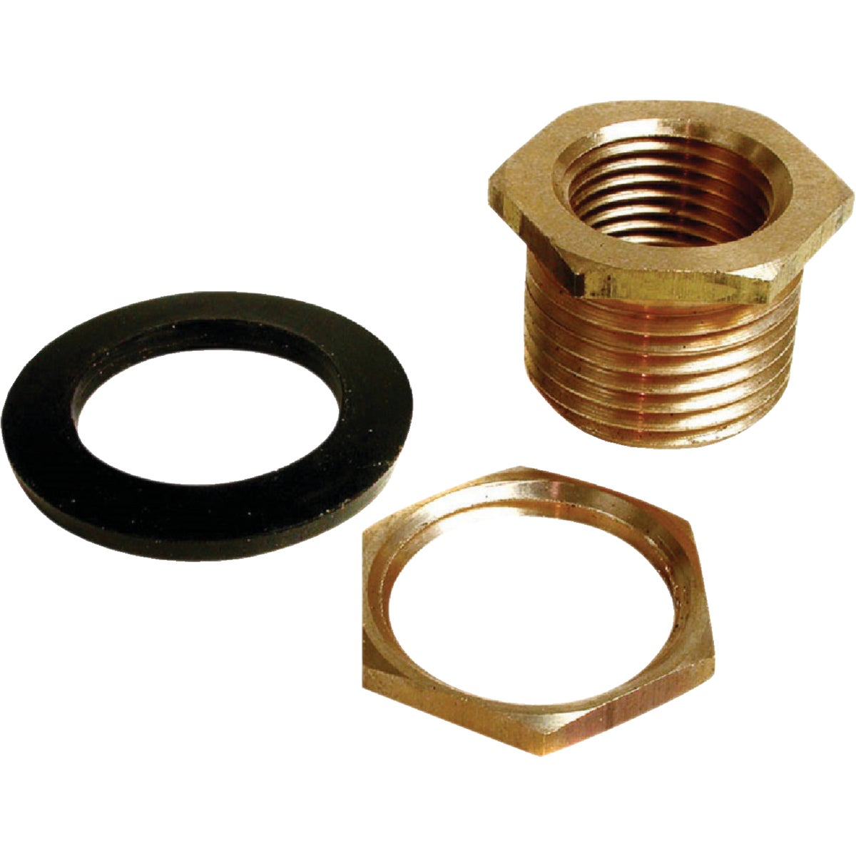 BRASS COOLER DRAIN - 9229 by Dial Manufacturing