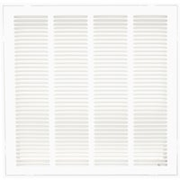 Greystone Home Products 20X20 WH FILTER GRILLE ABRFWH2020