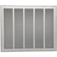 Greystone Home Products 25X20 WH FILTER GRILLE ABRFWH2520