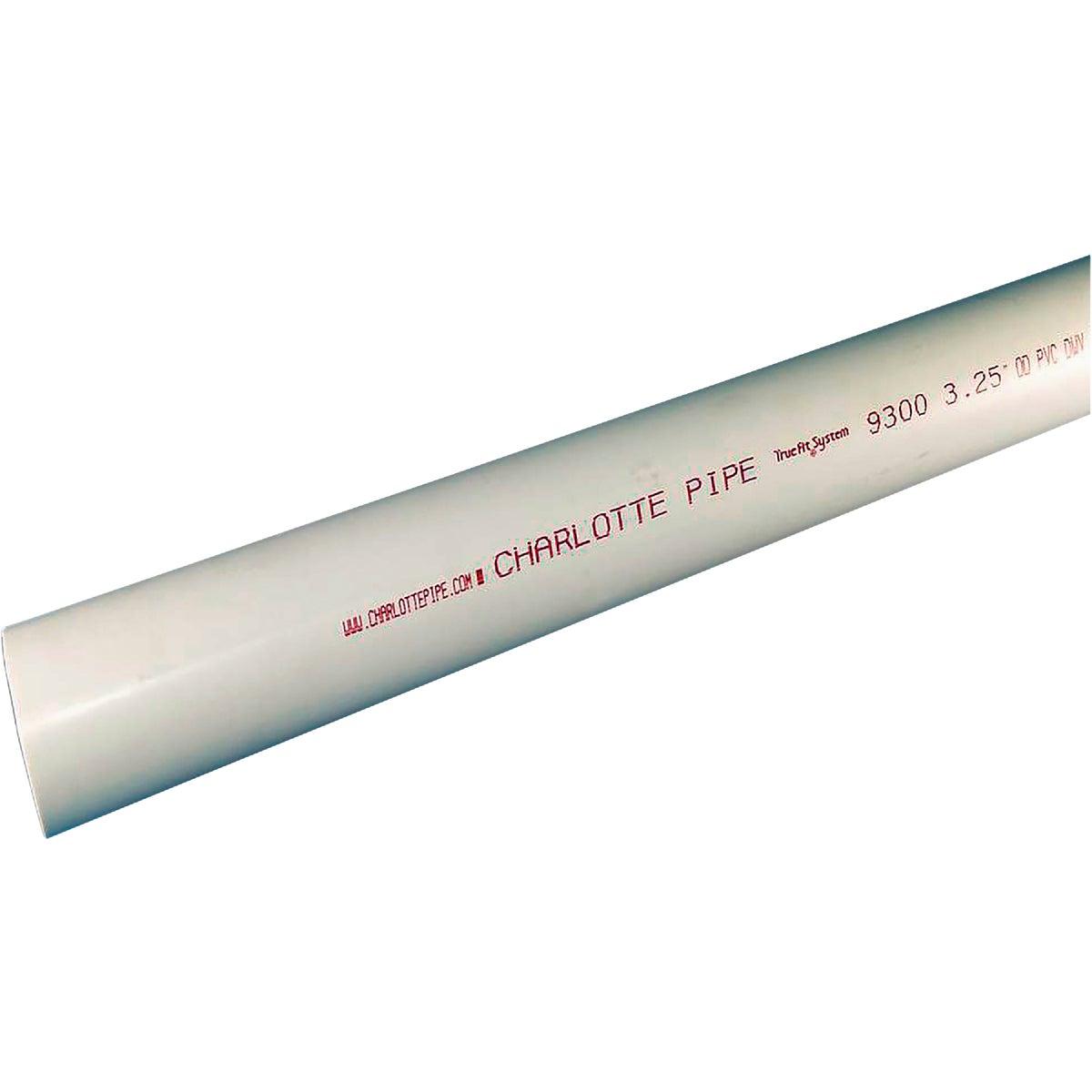 """3""""X10' DWV PVC-30 PIPE - 60031 by Genova Inc"""