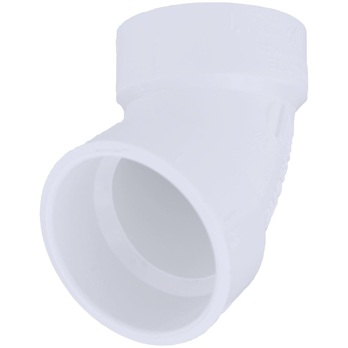 """1-1/2"""" 60D PVC-DWV ELBOW"""