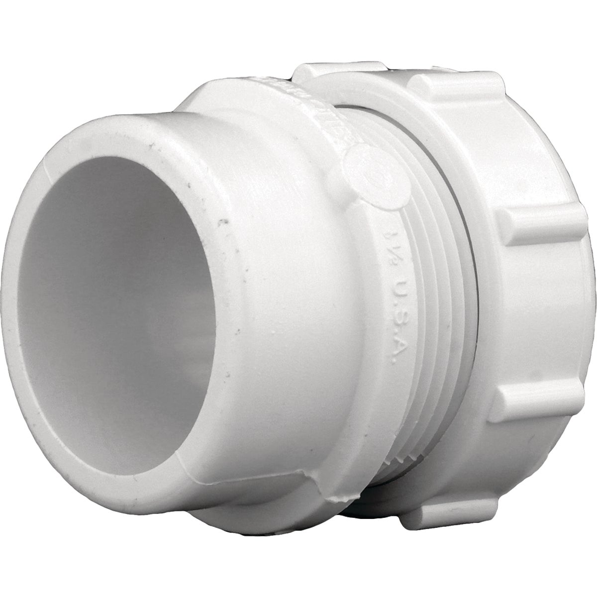 "1-1/2""X1-1/4"" M ADAPTER - 72311 by Genova Inc  Pvc Dwv"