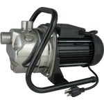 Lawn Sprinkler And Utility Pump
