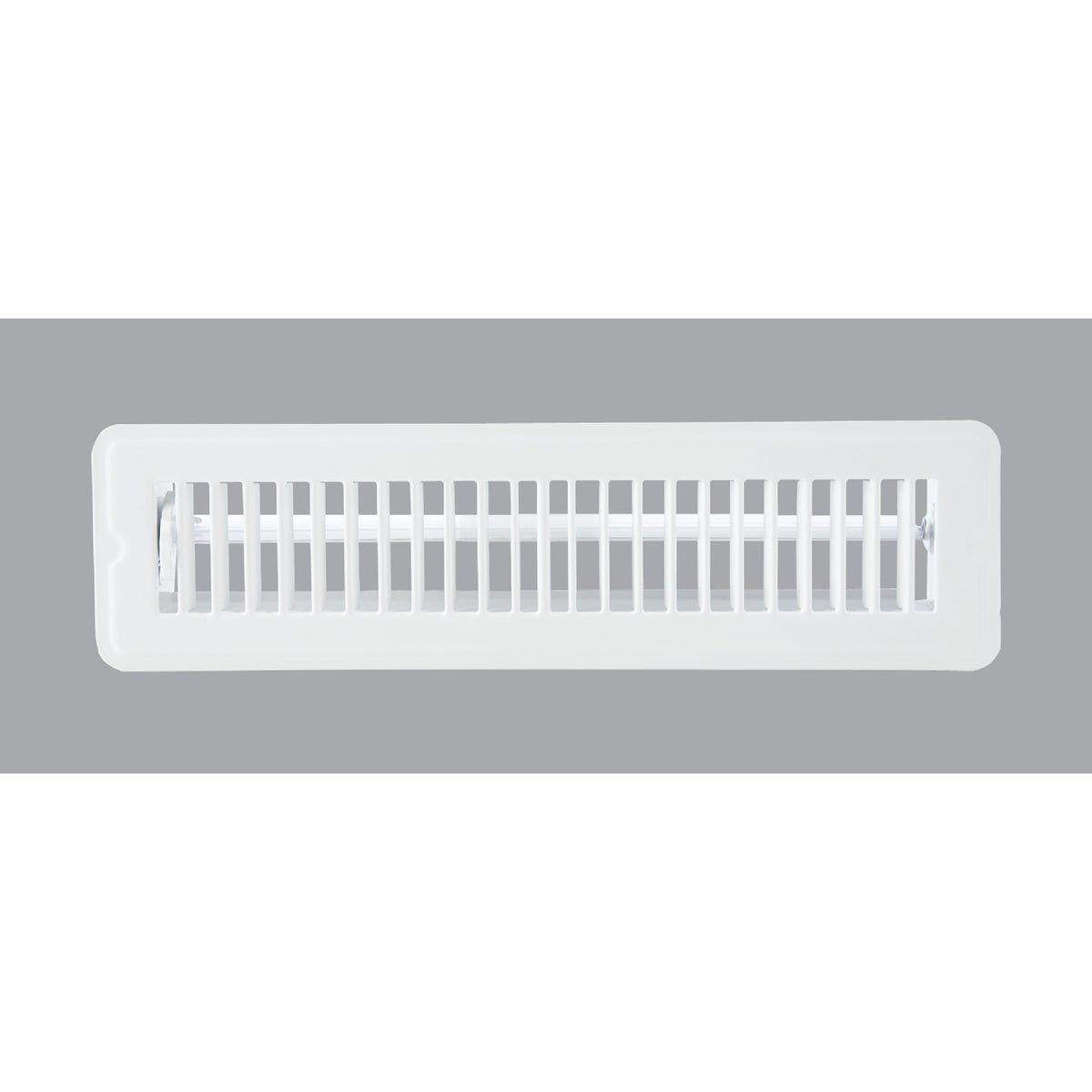 Home Impressions Steel Floor Register, 1FL0212WH-NH