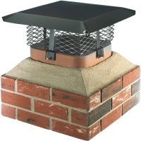 Hy-C Co. BLACK CHIMNEY COVER SCADJ-S