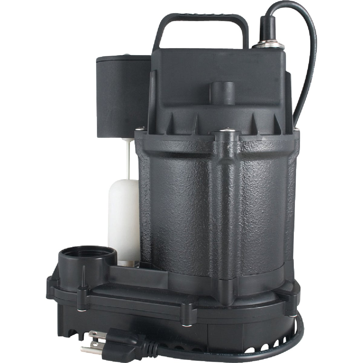 1/2HP CAST SUMP PUMP