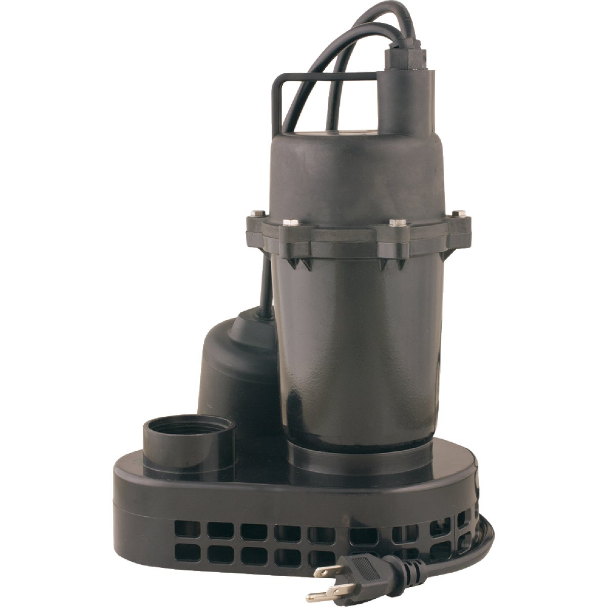 1/4HP PLASTIC SUMP PUMP - 2SPHA-L by Star Water Systems