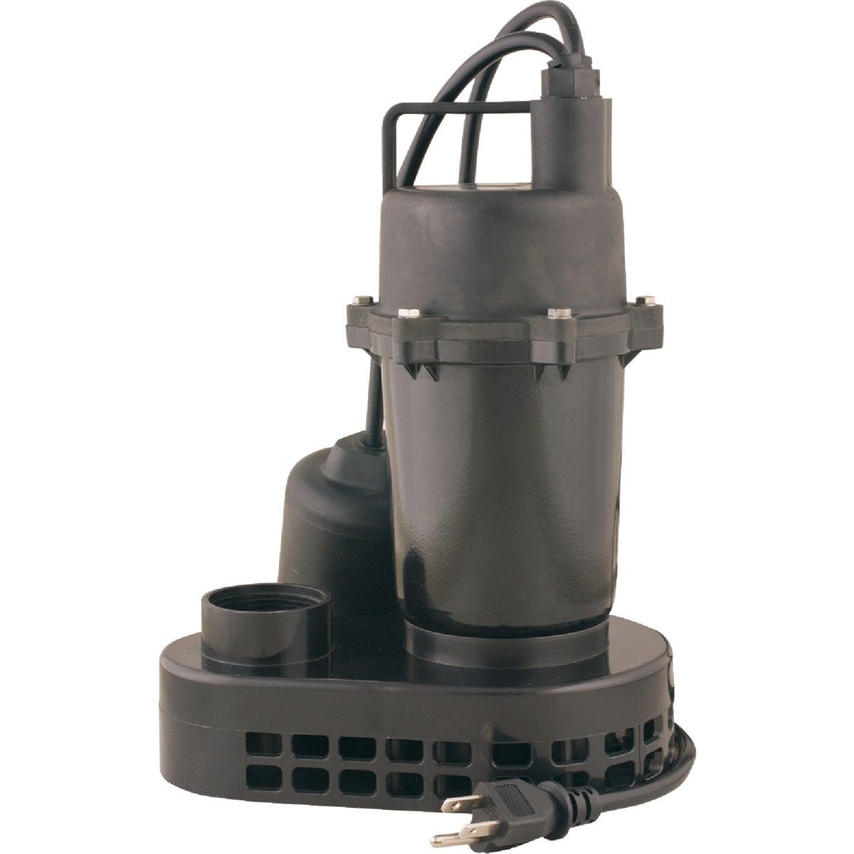 Flint Walling/Star 1/4HP PLASTIC SUMP PUMP 2SPHA-L