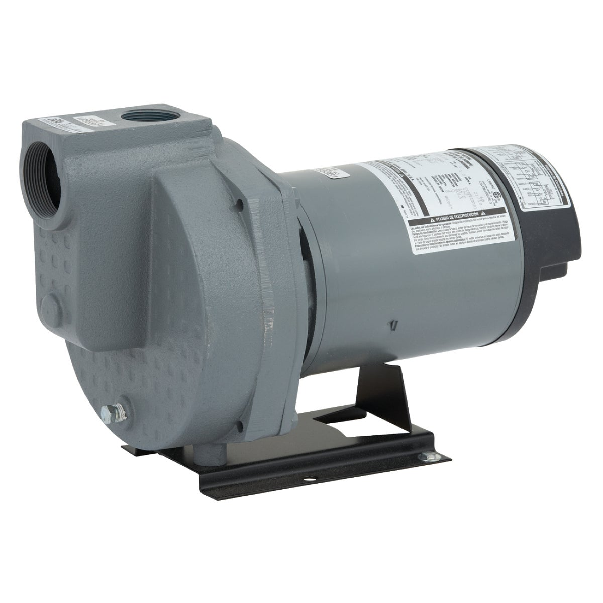 1-1/2HP IRRIGATION PUMP