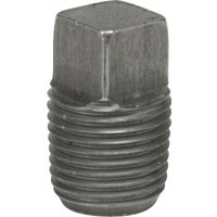 Black Square Head Pipe Plug, 8700159208