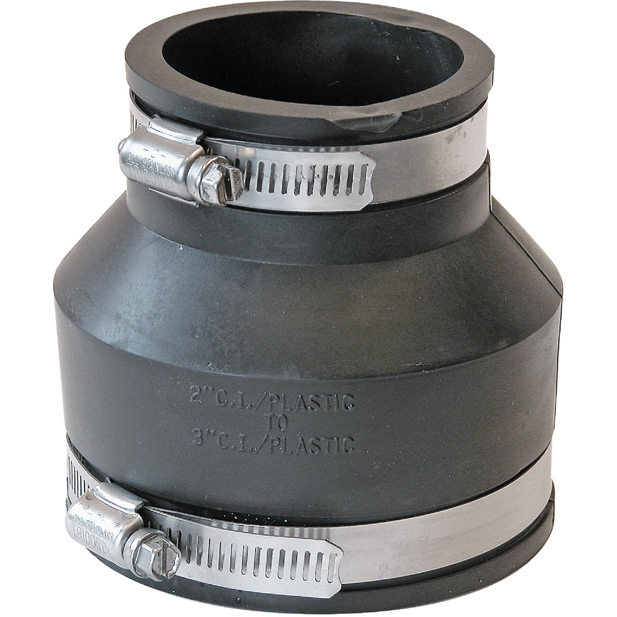 3X2 FLEXIBLE COUPLING - P1056-32 by Fernco Inc