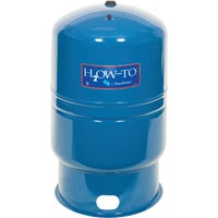 Water Worker 62GAL VERTICAL WELL TANK HT-62B