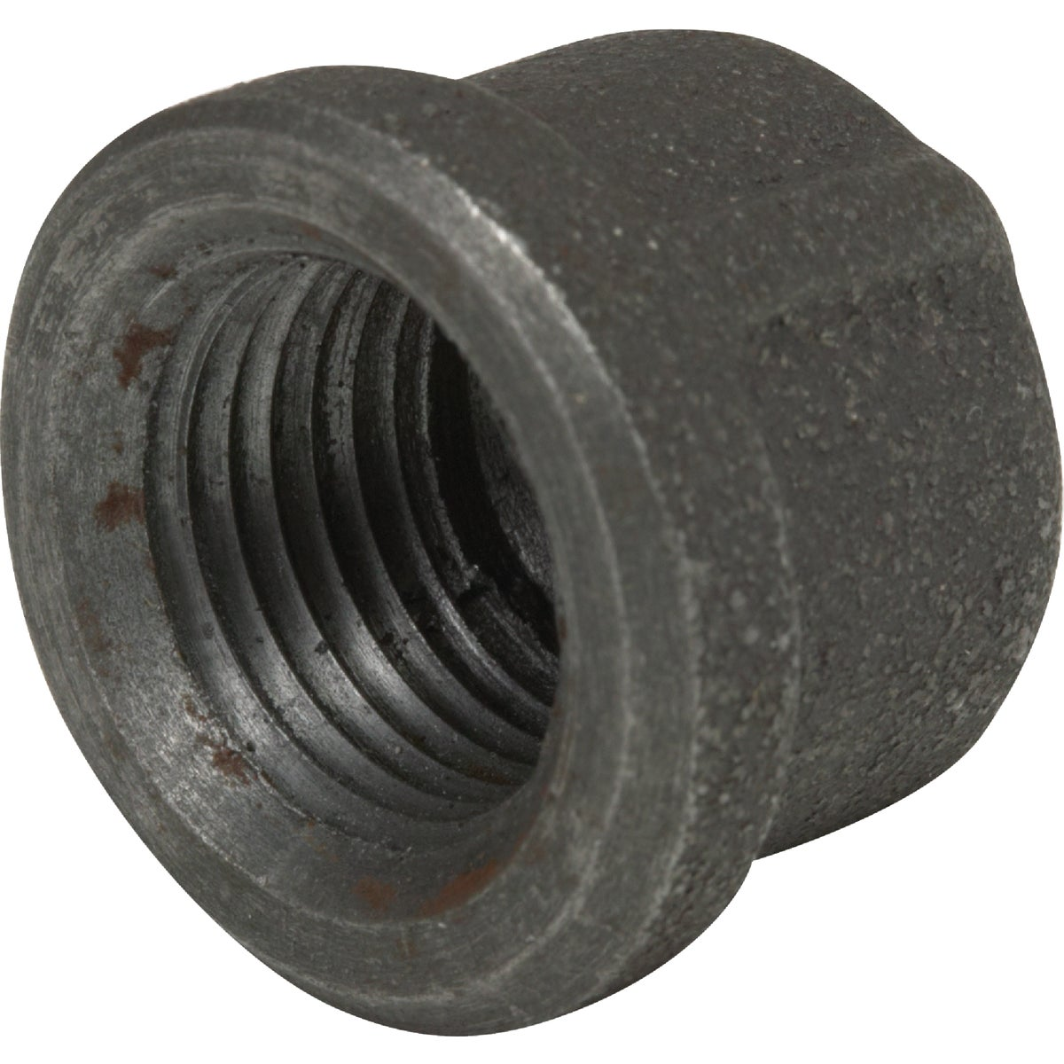 "1/2"" BLK CAP - 8700132205 by Anvil International"