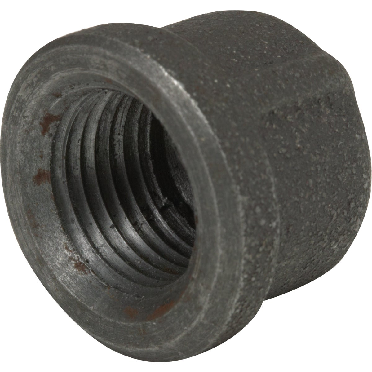 "1-1/2"" BLK CAP - 8700132403 by Anvil International"