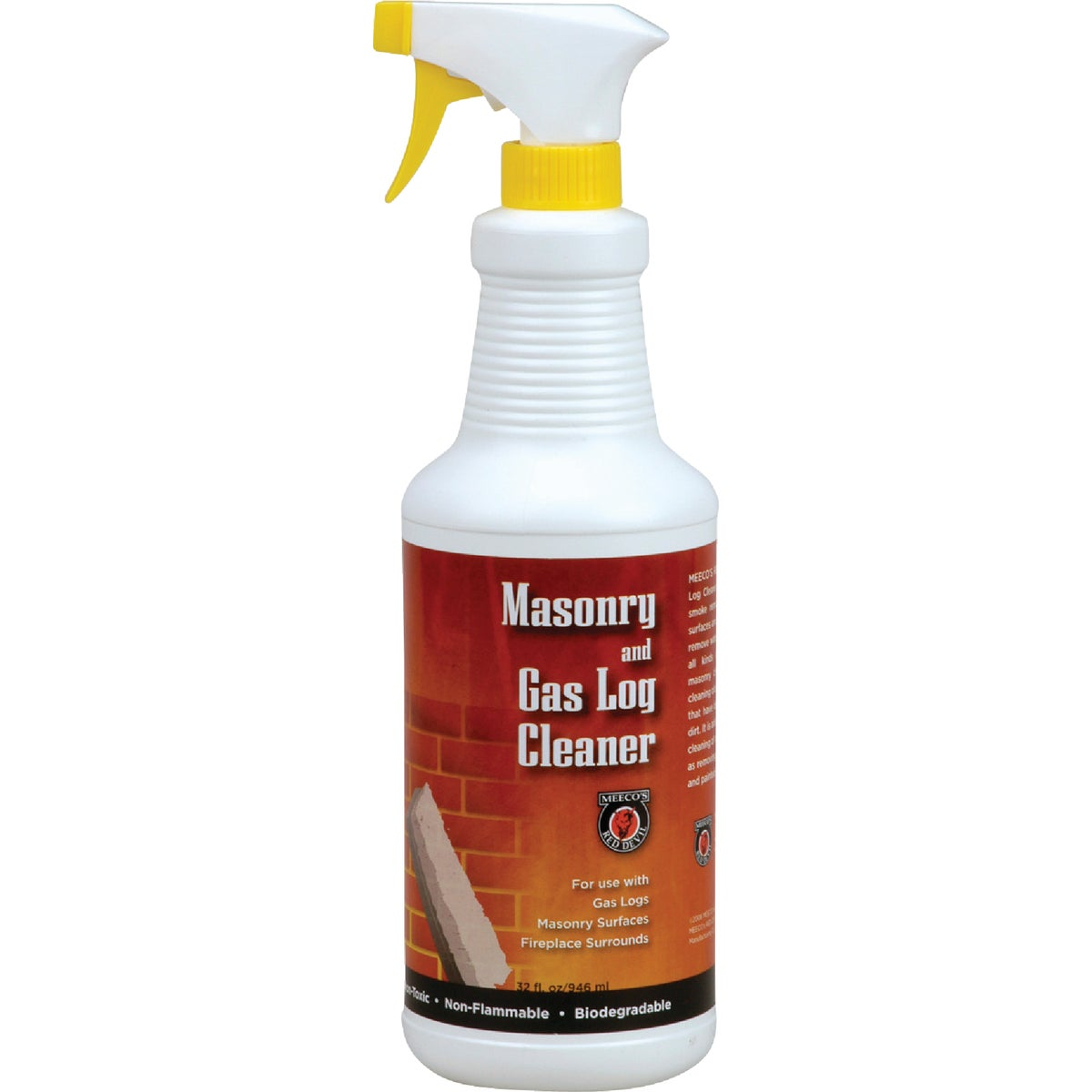 32OZ MASONRY CLEANER - 504 by Meeco Mfg