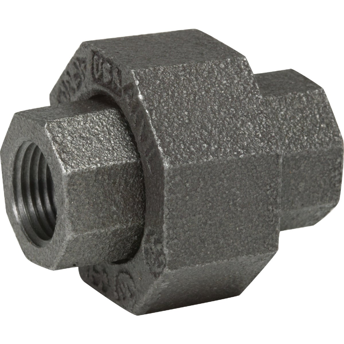 "1-1/2"" BLACK UNION - 8700163150 by Anvil International"